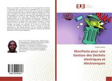 Capa do livro de Manifeste pour une Gestion des Déchets électriques et électroniques