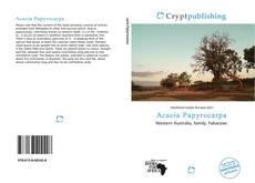 Copertina di Acacia Papyrocarpa