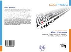 Portada del libro de Klaus Neumann