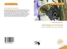 Portada del libro de Dichagyris musiva