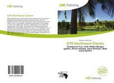 Обложка GTE Northwest Classic