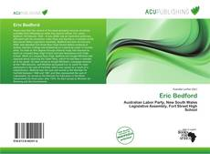Bookcover of Eric Bedford