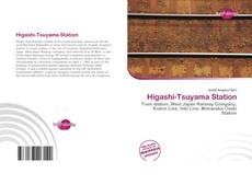 Copertina di Higashi-Tsuyama Station
