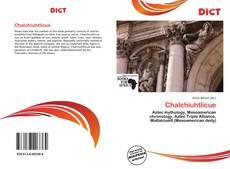 Chalchiuhtlicue的封面