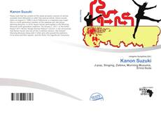 Capa do livro de Kanon Suzuki