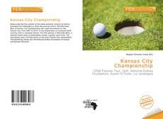 Portada del libro de Kansas City Championship