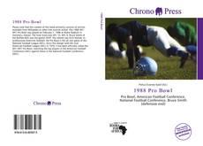 Capa do livro de 1988 Pro Bowl
