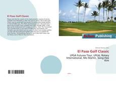 Обложка El Paso Golf Classic