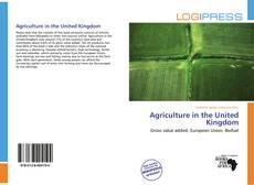 Portada del libro de Agriculture in the United Kingdom
