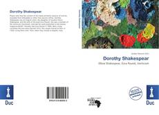 Bookcover of Dorothy Shakespear