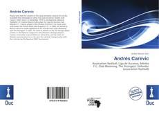 Copertina di Andrés Carevic