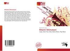 Couverture de Hitomi Shimatani