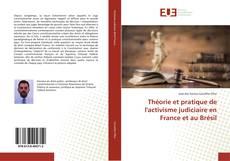 Buchcover von Théorie et pratique de l'activisme judiciaire en France et au Brésil