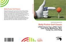 Bookcover of Betty Puskar Golf Classic