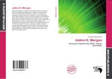 Bookcover of JoAnn H. Morgan