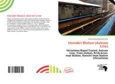 Bookcover of Hondōri Station (Astram Line)