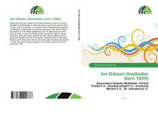 Bookcover of Ian Gibson (footballer born 1956)