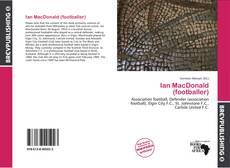 Bookcover of Ian MacDonald (footballer)