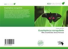 Обложка Euspilapteryx auroguttella