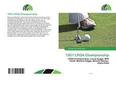 Bookcover of 1957 LPGA Championship