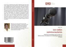 Portada del libro de Les radios communautaires