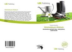 Bookcover of Ammobium Alatum