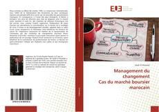 Bookcover of Management du changement Cas du marché boursier marocain