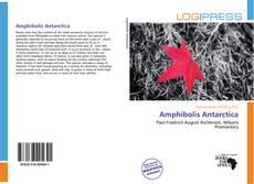 Portada del libro de Amphibolis Antarctica