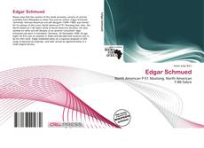 Bookcover of Edgar Schmued
