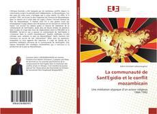 La communauté de Sant'Egidio et le conflit mozambicain kitap kapağı