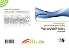 Bookcover of Eddie Britt (politician)
