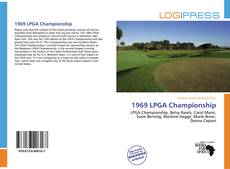 Portada del libro de 1969 LPGA Championship