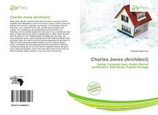 Buchcover von Charles Jones (Architect)