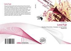 Capa do livro de Lena Fujii