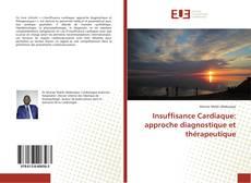 Обложка Insuffisance Cardiaque: approche diagnostique et thérapeutique
