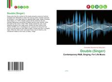 Bookcover of Double (Singer)