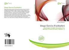 Bookcover of Diego García (Footballer)
