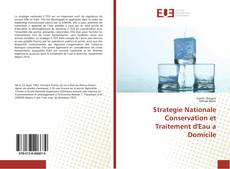Bookcover of Strategie Nationale Conservation et Traitement d'Eau a Domicile