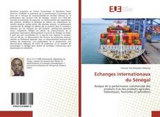 Bookcover of Echanges internationaux du Sénégal