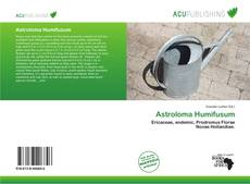 Bookcover of Astroloma Humifusum