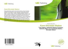 Bookcover of Kami-Shirataki Station