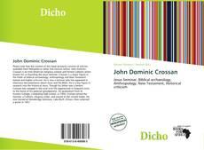 Bookcover of John Dominic Crossan