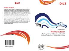 Bookcover of Henry Kuttner