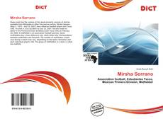 Bookcover of Mirsha Serrano