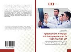 Portada del libro de Appariement d'images stéréoscopiques pour la reconstruction 3D