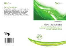 Bookcover of Carlos Turrubiates