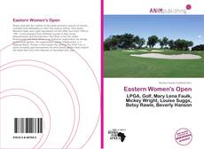 Bookcover of Eastern Women's Open