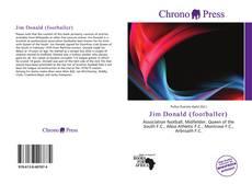 Bookcover of Jim Donald (footballer)