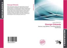 Bookcover of George Chkiantz