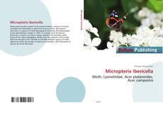 Bookcover of Micropterix ibericella